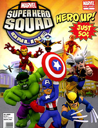 Marvel Super Hero Squad Online Game: Hero Up!