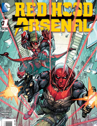 Red Hood/Arsenal