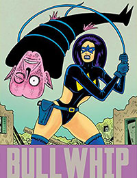 All Time Comics: Bullwhip