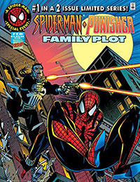 Spider-Man/Punisher: Family Plot