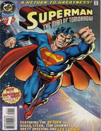 Superman: The Man of Tomorrow