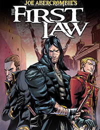 the first law the blade itself comic read the first law the