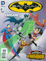 Batman Endgame: Special Edition