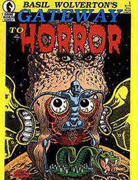 Basil Wolverton's Gateway to Horror