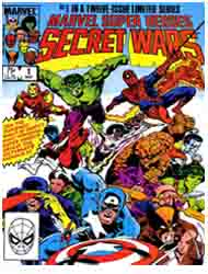 Marvel Super Heroes Secret Wars (1984)
