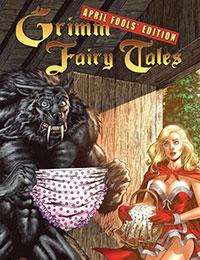 Grimm Fairy Tales: April Fools' Edition comic   Read Grimm