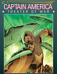 Captain America Theater Of War: Operation Zero-Point