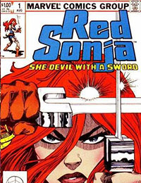 Red Sonja (3rd Series)