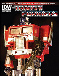 The Transformers: Death of Optimus Prime