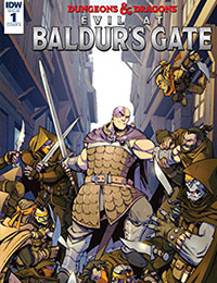 Dungeons & Dragons: Evil At Baldur's Gate