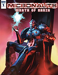 Micronauts: Wrath of Karza