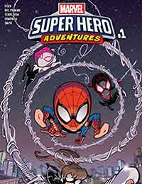 Marvel Super Hero Adventures: Spider-Man – Web Designers