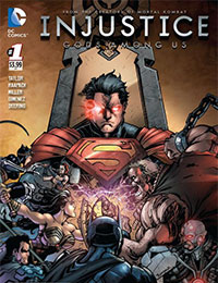 Injustice: Gods Among Us [I]