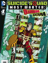 Suicide Squad Most Wanted: Deadshot & Katana