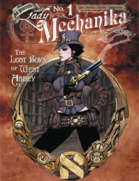 Lady Mechanika: The Lost Boys of West Abbey