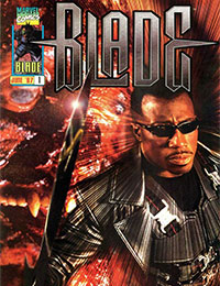 Blade: The Final Glory of Deacon Frost