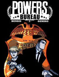 Powers: The Bureau