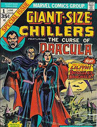 Giant-Size Chillers Featuring Curse of Dracula