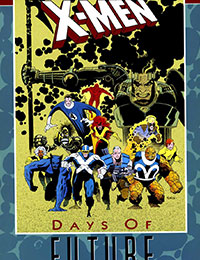 X-Men: Days of Future Present (1991)