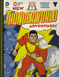The Multiversity: Thunderworld Adventures