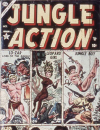 Jungle Action (1954)