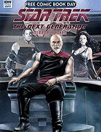 Star Trek: The Next Generation: Mirror Broken