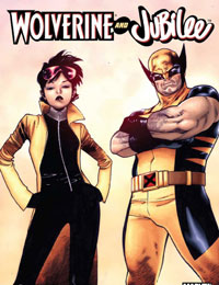 Wolverine And Jubilee