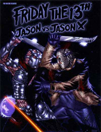Friday The 13th: Jason Vs Jason X
