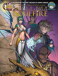 Michael Turner's Soulfire (2013)