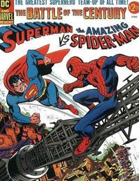 superman vs the amazing spider man 1976 comic read superman vs