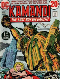 Kamandi, The Last Boy On Earth