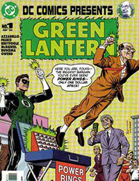 DC Comics Presents: Green Lantern