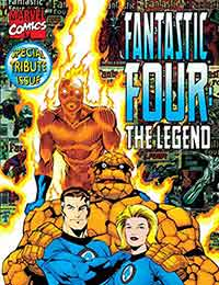 Fantastic Four: The Legend