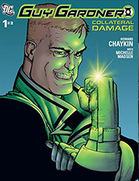Guy Gardner: Collateral Damage