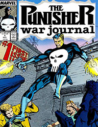 The Punisher War Journal