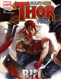 Thor Giant-Size Finale