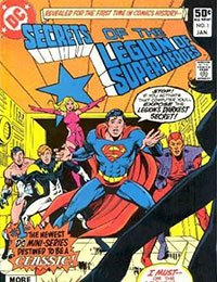 Secrets of the Legion of Super-Heroes