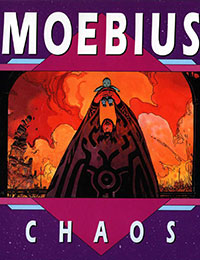 Epic Graphic Novel: Moebius - Chaos