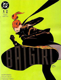 Batgirl Year One
