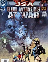 JSA: Our Worlds at War