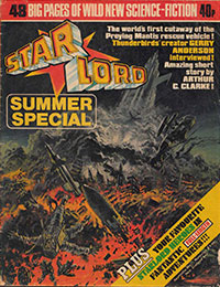 Starlord Summer Special