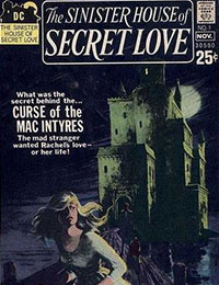 The Sinister House of Secret Love