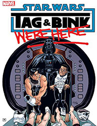 Star Wars: Tag & Bink Were Here (2018)