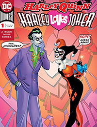 Harley Quinn: Harley Loves Joker