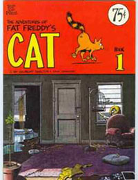 Adventures of Fat Freddy's Cat