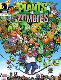 plants vs zombies petal to the metal comic read plants vs