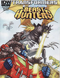 Transformers Prime: Beast Hunters Special