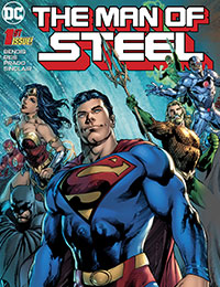 The Man Of Steel 2018 Comic Read The Man Of Steel 2018 Comic Online In High Quality