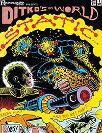 Ditko's World featuring Static