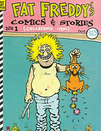 Fat Freddy's Comics and Stories